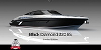 BLACK DIAMOND 328 SS