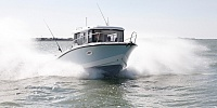 Семейный катер Pilothouse 755