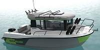 675 Pilothouse Explorer new